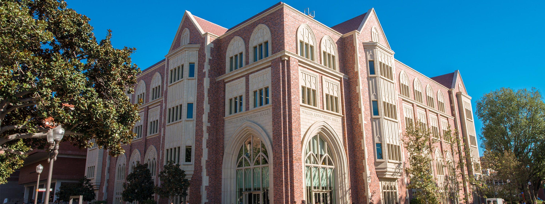 Photo of Wallis Annenberg Hall