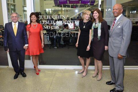 USC Annenberg's future-focused Media Center named for Julie