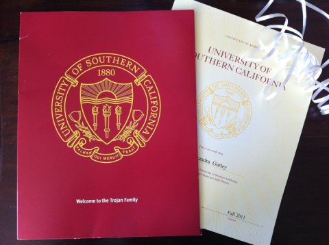 Transferring In To Usc And The Annenberg School Usc Annenberg