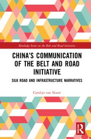 China's Communication of the Belt and Road Initiative cover