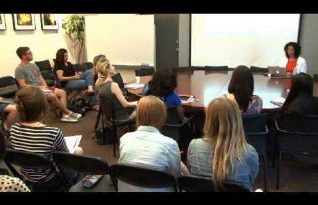 Annenberg Career Development - Developing Your Personal Brand Workshop