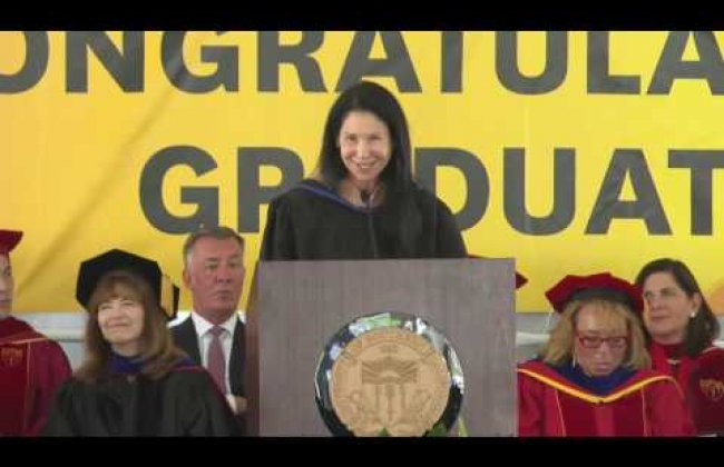 Kim Moses - 2016 USC Annenberg Communications Ceremony Speech