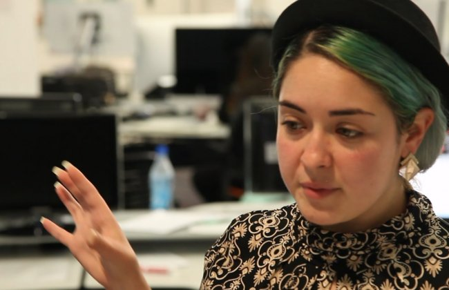 Sony Film Fellow-Monica Castillo