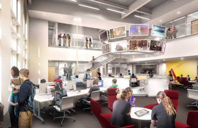 USC Annenberg Leaps Into The Creative Cloud