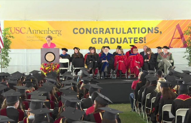 Debra L. Lee — 2015 USC Annenberg School of Communication Commencement Address