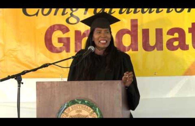Judy A. Smith - 2016 USC Annenberg Journalism Ceremony Speech