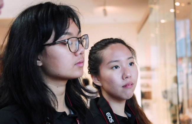Creating Leaders in our Neighborhood: The USC Annenberg Youth Academy