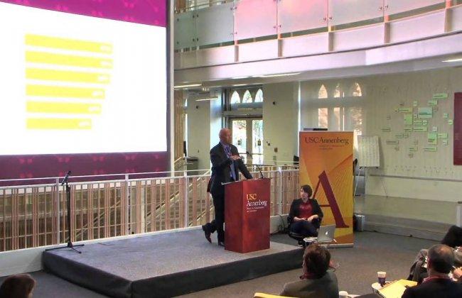 Annenberg Forum 2014: The Trillion Dollar Talent Gap-Opening