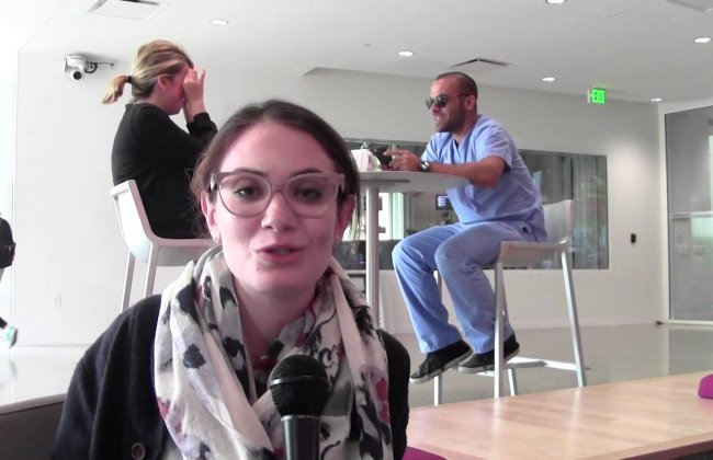 MCM Blog Video: A Look Inside USC Annenberg