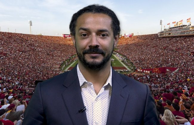 Are Sports Political? Faculty Focus: Ben Carrington