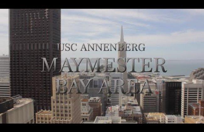 USC Annenberg Maymester Bay Area