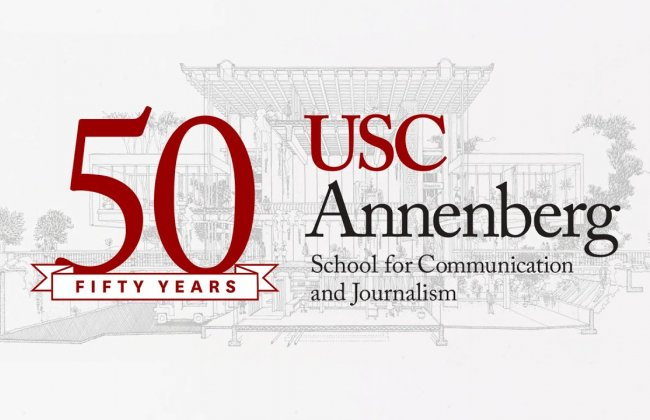 Celebrating USC Annenberg's 50th Anniversary