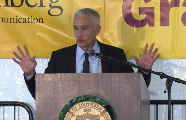 Jorge Ramos — 2015 USC Annenberg School of Journalism Commencement Address