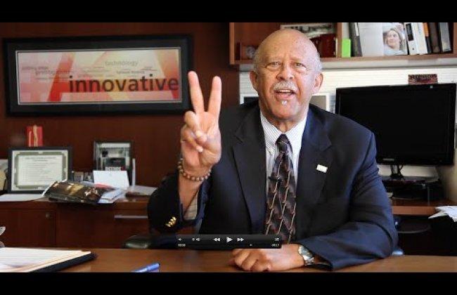 Dean Ernest J. Wilson III, Ph.D. welcome back address 2016