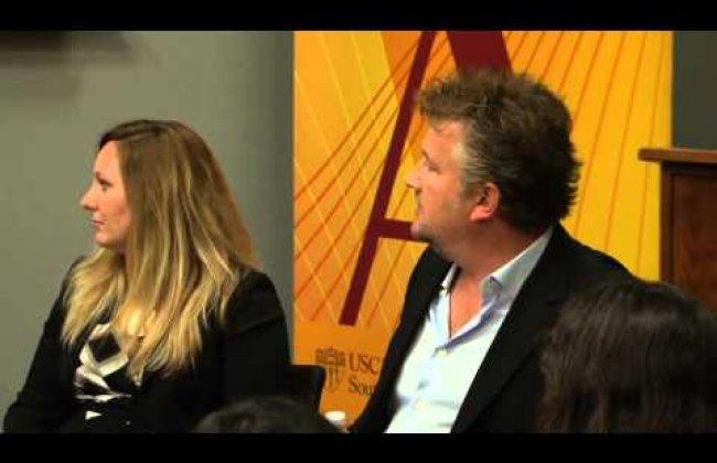 Career Development Careers in Entertainment Alumni Panel 2014