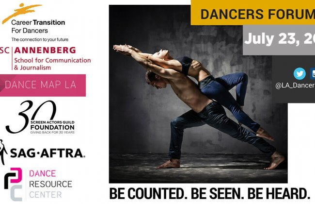 The Business: Dancers Forum IV - Special Guest Panel