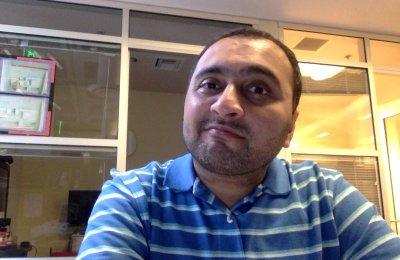 Doctoral Graduate Ritesh Mehta