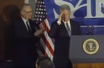 Photo of Bill Clinton