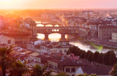 Photo of Ponte Vecchio in Italy