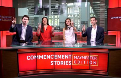 USC Annenberg students on how networking helped them secure great jobs after graduation