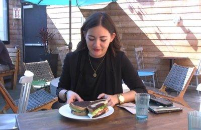 Food editor at Los Angeles Times