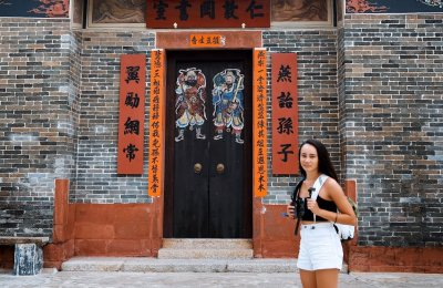 Studying Abroad in Hong Kong
