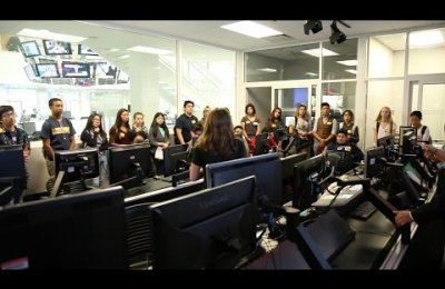 Fall 2016 High School Journalism Day at USC Annenberg