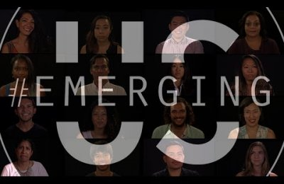 This is #EmergingUS--the emerging American identity