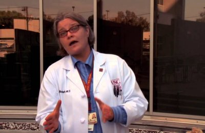 USC - It's Time:  Non-narrative Education on Cervical Cancer