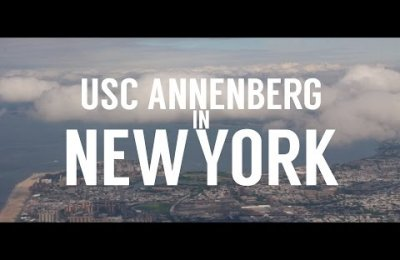 USC Annenberg Maymester in NYC
