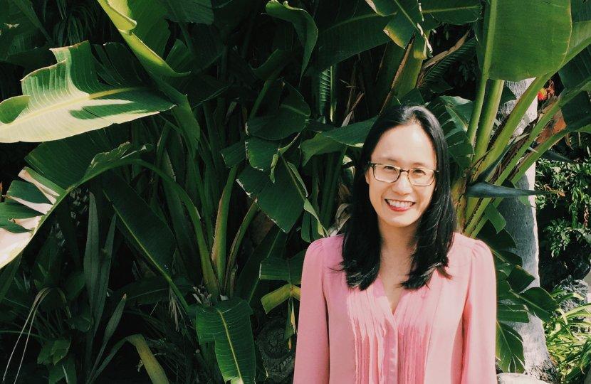 Doctoral Student Tisha Dejmanee