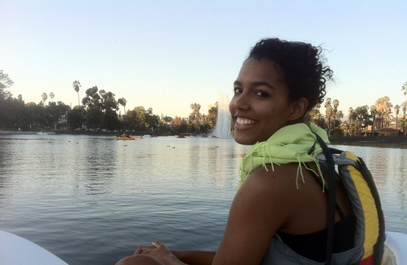 Doctoral Student Brittany Farr