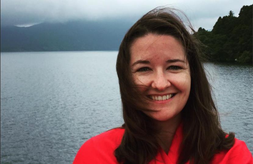 Doctoral student Kate Miltner