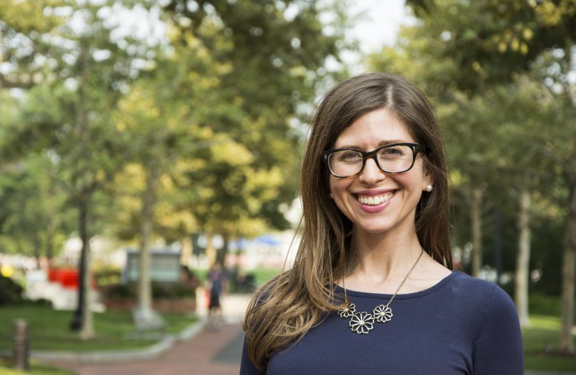 Doctoral Graduate Meryl Alper