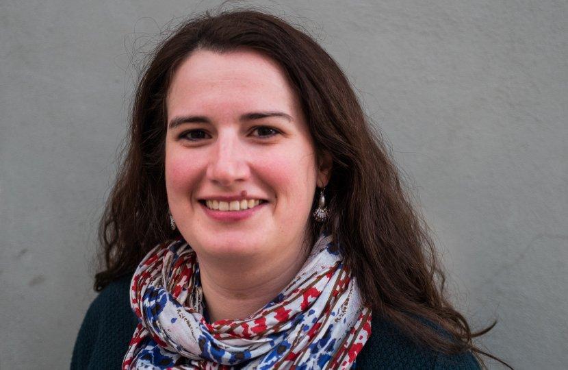 Doctoral Student Nathalie Maréchal