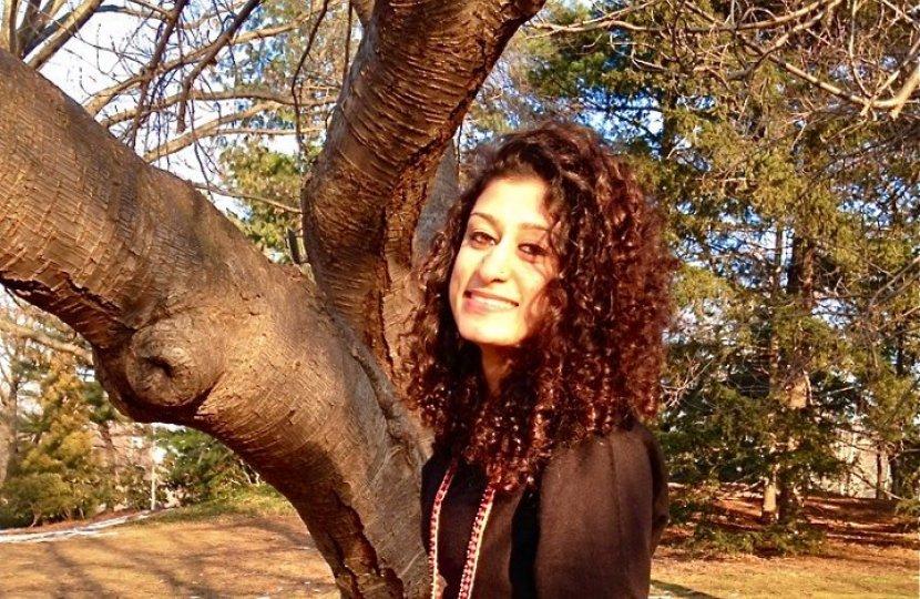 Global Communication Student Tarika Lall