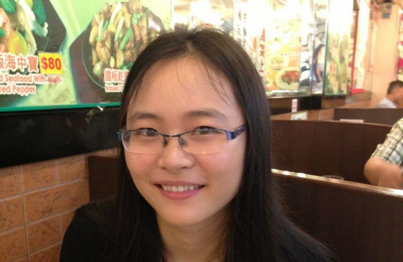 Doctoral Student Wei Wang
