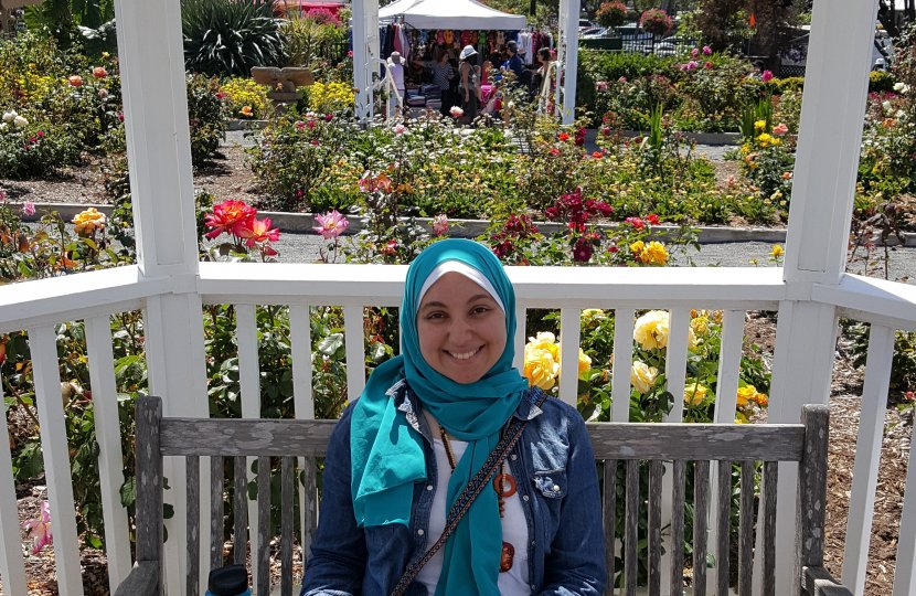 Doctoral Student Yomna Elsayed