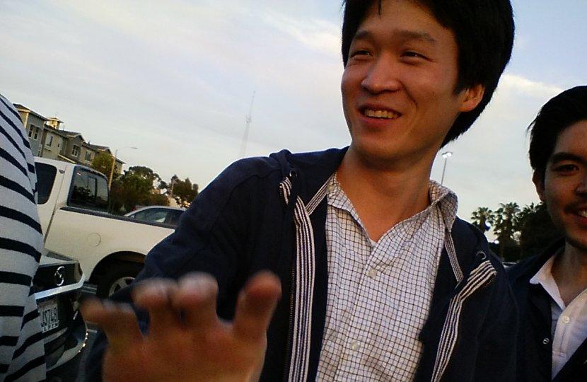 Doctoral Student James Lee