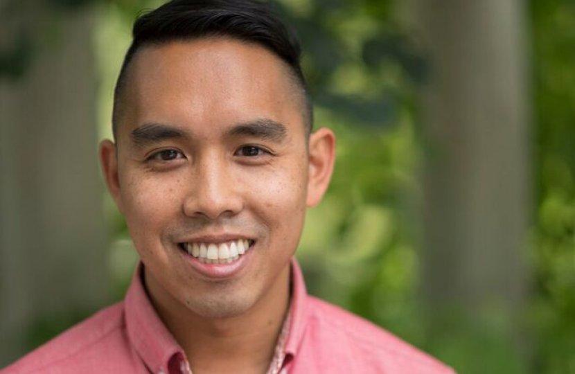 Global Communication Graduate Phil Javellana