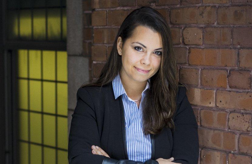 Doctoral Graduate Ioana Literat