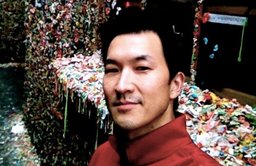 Doctoral Graduate Michael Park