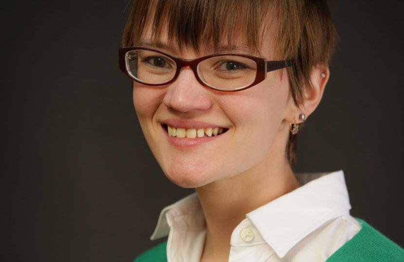 Doctoral Student Kari Storla