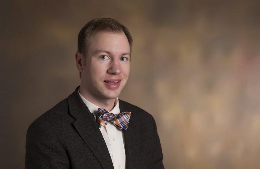 Doctoral Graduate L. Paul Strait