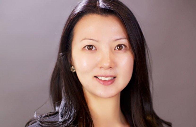 Global Communication Graduate Joanna Zhang