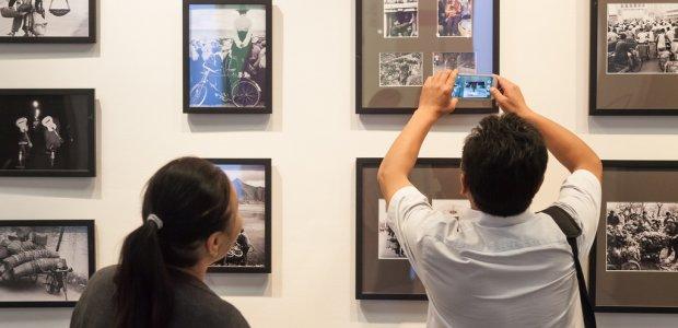 Wang Wenlan Exhibit