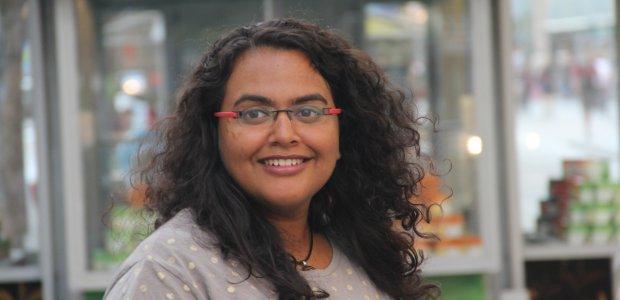 Global Communication Student Aruveetil Mariyam Alavi