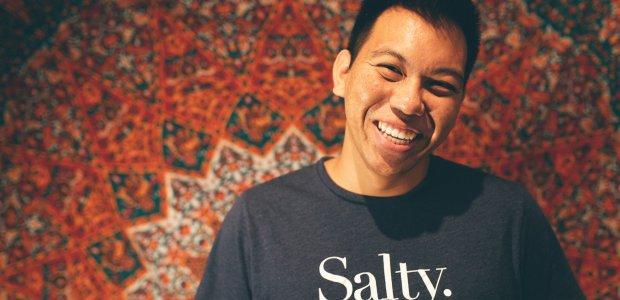 Doctoral student Matt Bui