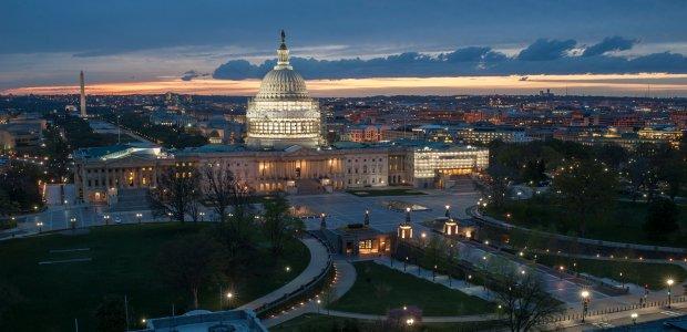 U.S. Capitol, April 2016