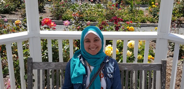 Doctoral Student Yomna Elsayed